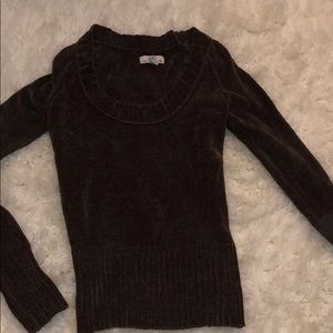 Brown super soft sweater